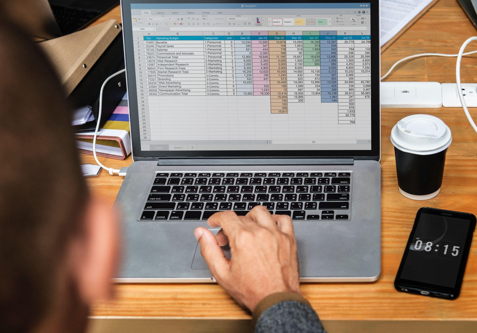 Fra svært til let med Excel-kurser